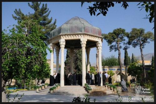 Hafis Mausoleum Shiraz