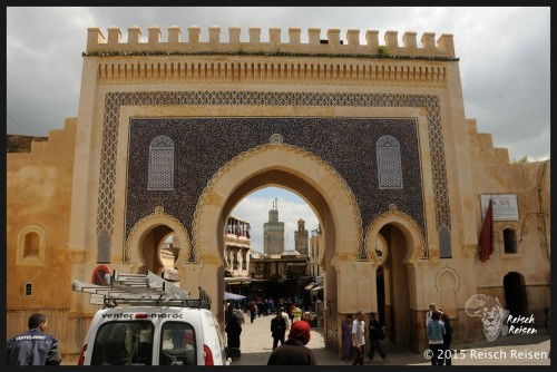 Stadttor in Fes
